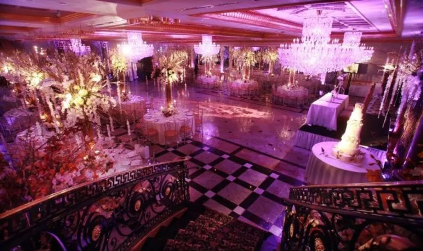 The Venetian New Jersey Wedding Venue
