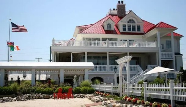 Mallard Island Yacht Club New Jersey Wedding Venue