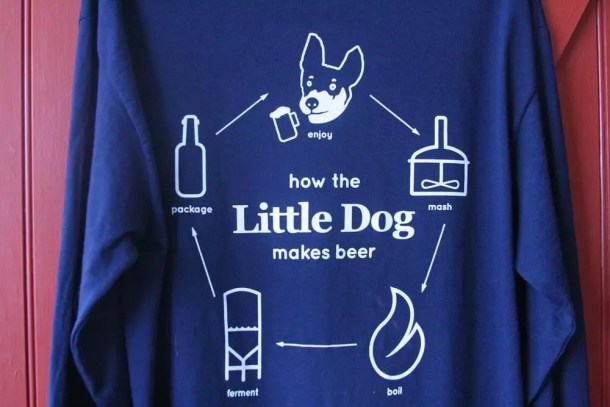 little dog brewing