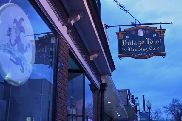 village idiot brewing
