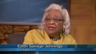 Edith Savage-Jennings Talks about Martin Luther King, Jr.