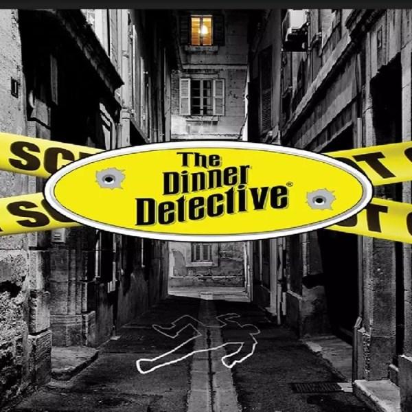 The Dinner Detective crime tape