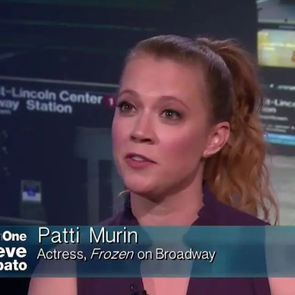 Photo of Patti Murin from Broadway's Frozen the Musical