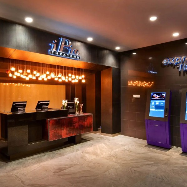Photo of Fort Lee iPic Theater Interior