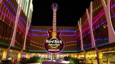 Exterior Photo of Hard Rock Hotel & Casino Atlantic City