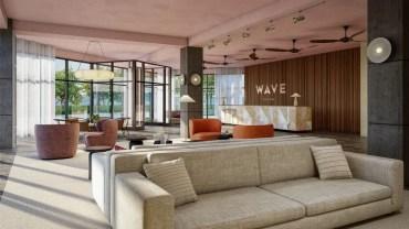 Wave Resort Lobby