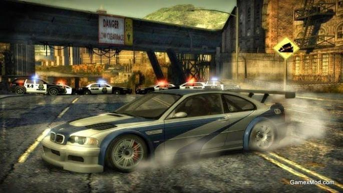 Nfs Most Wanted 2 Cars Wallpapers 350mb Need For Speed Most Wanted 2005 Highly