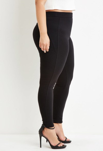 HIGH WAIST LEGGINGS - BEST SOF PLUS SIZE