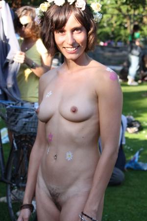 hippie commune nude