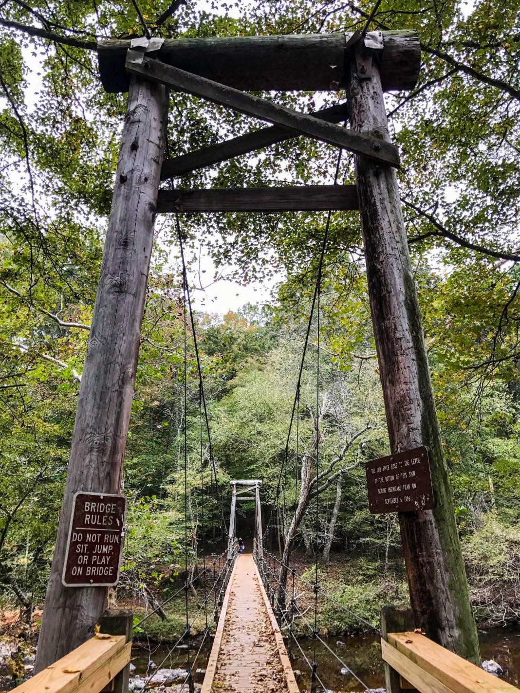 Eno River State Park Durham NC