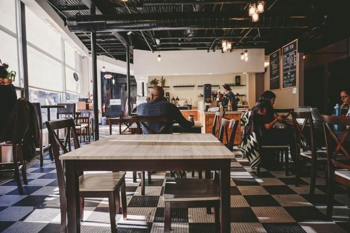 Kaffeinate durham nc coffee shop