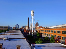 American Tobacco Campus downtown durham nc