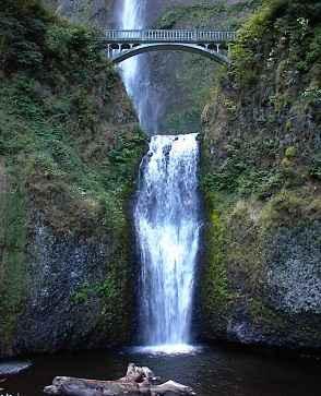 Multnomah Falls Oregon Winter Wallpaper Multnomah Falls Recreation Area