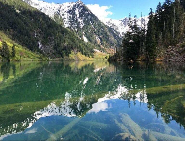 goat lake trail