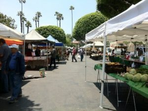 Manhattan Beach Farmers Market