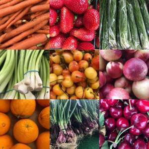 Riviera Village Farmers Market @ Triangle Parking Lot | Redondo Beach | California | United States