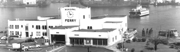 Municipal Ferry Bldg