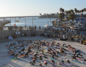 Yoga on the Pier @ Redondo Beach Pier Octagon | Redondo Beach | California | United States
