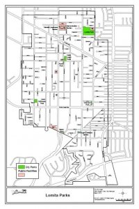 Lomita Map of Points of Interest