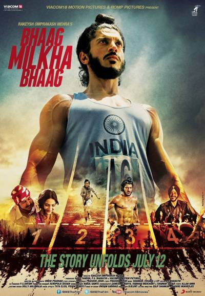 Image result for bhag milkha bhag movie poster