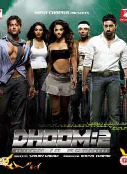 Dhoom 2 movie poster