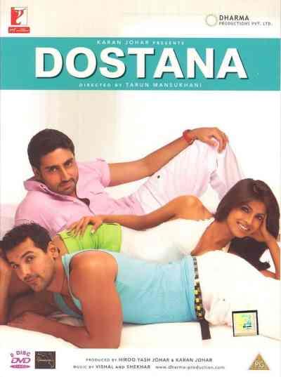 दोस्ताना movie poster