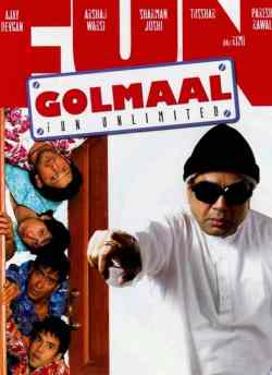 Golmaal movie poster