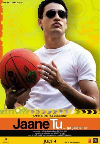 Jaane Tu Ya Jaane Na movie poster