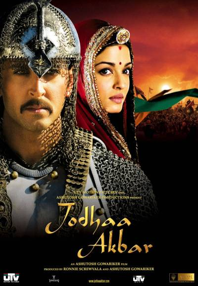 Jodhaa Akbar movie poster