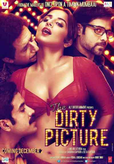 The Dirty Picture movie poster