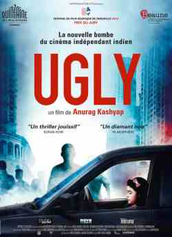 Ugly movie poster
