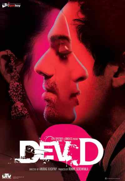 देव डी movie poster