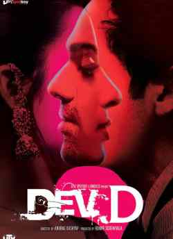 Dev D movie poster