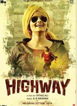 हाईवे movie poster