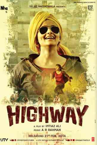 Highway movie