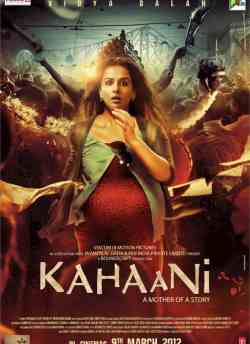 Kahaani movie poster