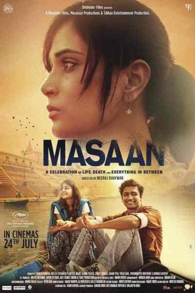मसान movie poster