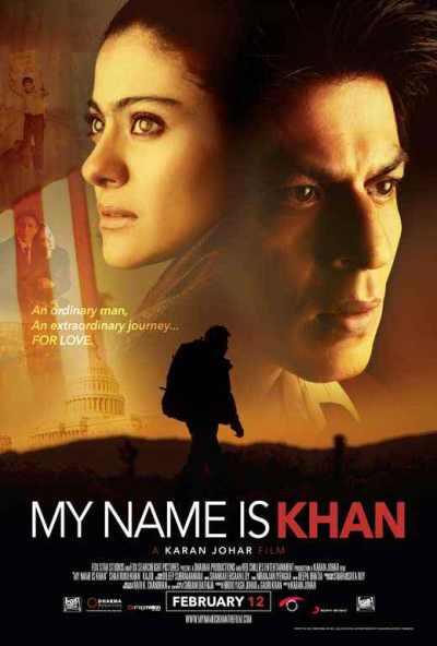 माय नेम इज खान movie poster
