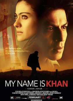 My Name is Khan movie poster