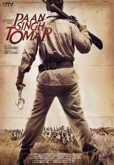 Paan Singh Tomar movie poster