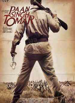 Paan Singh Tomar movie poster