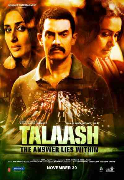 तलाश movie poster