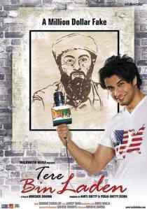 Tere Bin Laden Poster