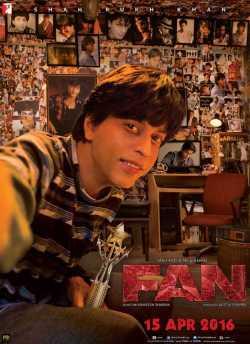 फैन movie poster