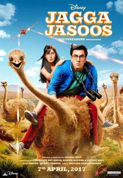 Jagga Jasoos movie poster