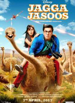 Jagga Jasoos movie poster