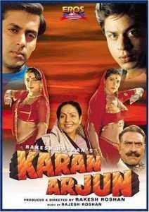 Karan Arjun Poster