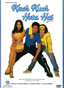 Kuch Kuch Hota Hai movie poster