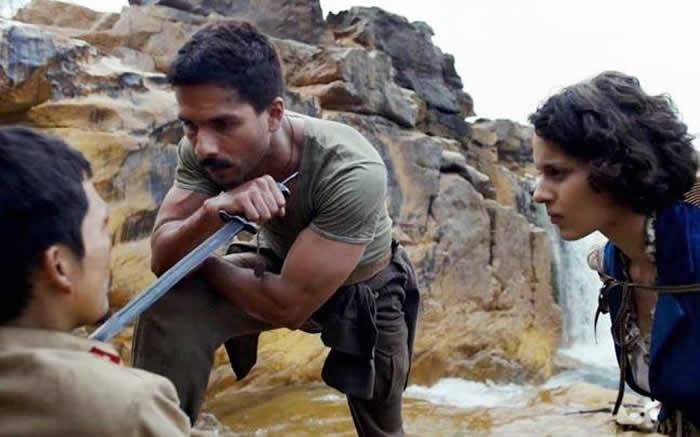 Rangoon First Weekend Box Office Collection