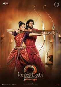 Bahubali 2 – The Conclusion Poster